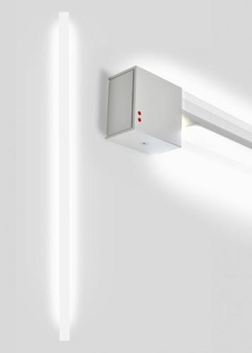 Wall lamp Fabbian Pivot F39 70W 3000K - White - F39 G05 01