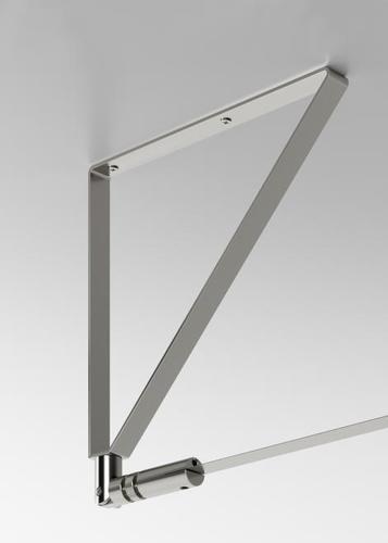 Fabbian Metro F49 accessories Ceiling bracket - F49 Z05
