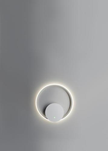 Wall lamp Fabbian Olympic F45 45W 60.2cm 3000K - white - F45 G51 01