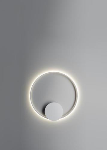 Wall lamp Fabbian Olympic F45 56W 80cm 3000K - White - F45 G03 01