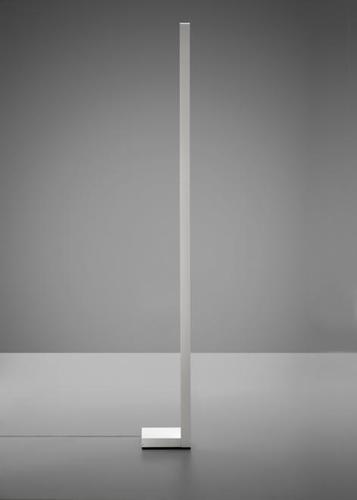 Fabbian Pivot F39 90W 3000K floor lamps - White - F39 C01 01