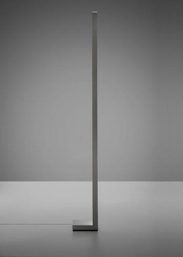 Fabbian Pivot F39 90W 3000K floor lamps - Light gray - F39 C01 75