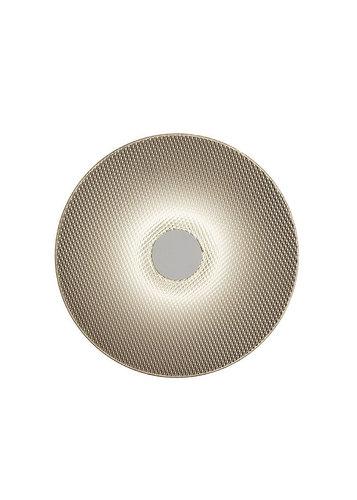 Wall lamp Fabbian Spin-bo F54 17W - Light gray - F54 D01 76