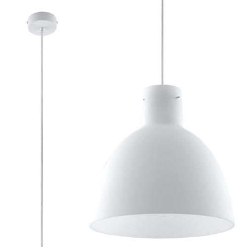 Biała Lampa Wisząca OLIVIA Biała