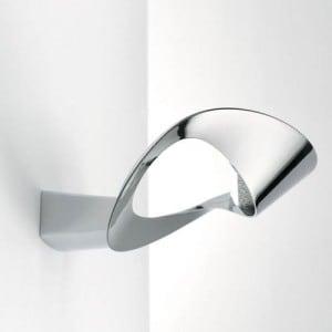 Artemide Mesmeri wall lamp (Silver) small 1