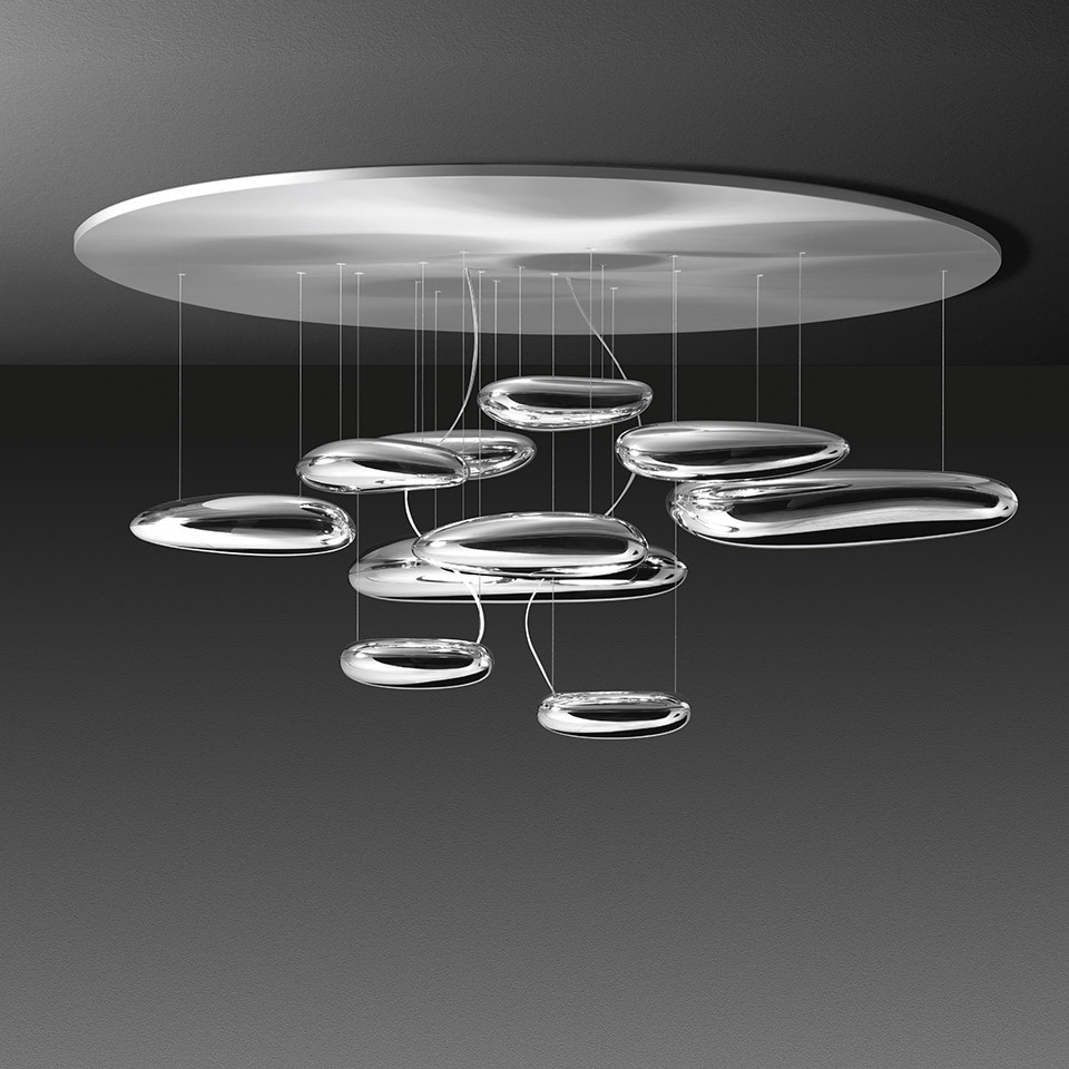 Artemide Ceiling Mercury Soffitto Halo
