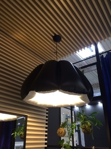 Hanging lamp PUFF BUFF ORCA small 0