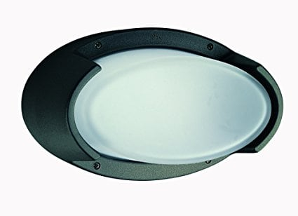 Outdoor wall light Arealite KLIO BLACK