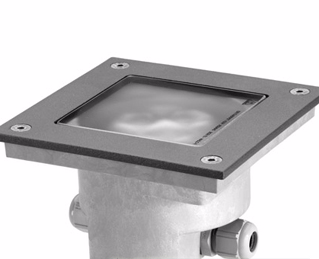 Recessed luminaire Ares Manuel LED 3x1W 24V DC 537328