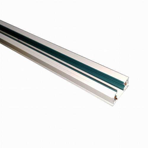 White 2m 1-phase 3-wires busbar