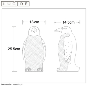 Lucide PINGUIN 13532/01/31 small 1
