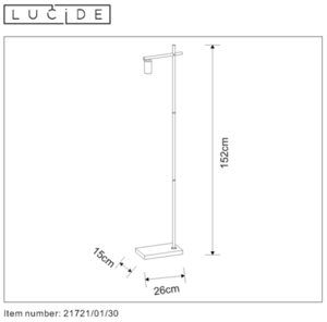 Lucide LEANNE 21721/01/30 small 1