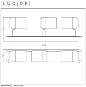 Lucide LENNERT 26958/15/30 small 1