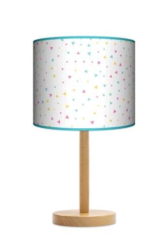Lampa stojąca duża - Trójkąciki