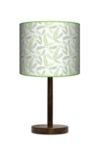 Standing Lamp Big  -  Green twigs