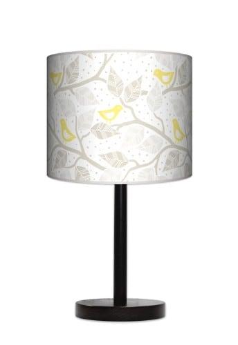 Standing Lamp Big  -  Yellow bird