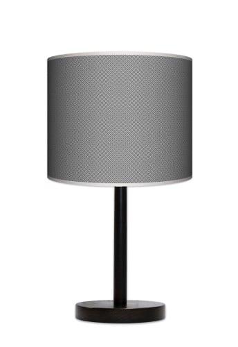 Lampa stojąca duża - Grey tie
