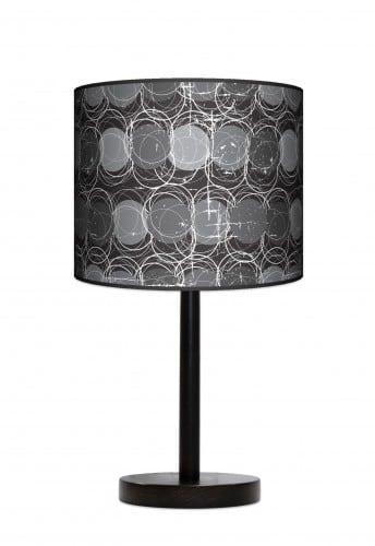 Lampa stojąca duża - Grey