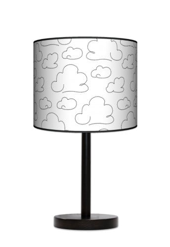 Standing Lamp Big  -  clouds
