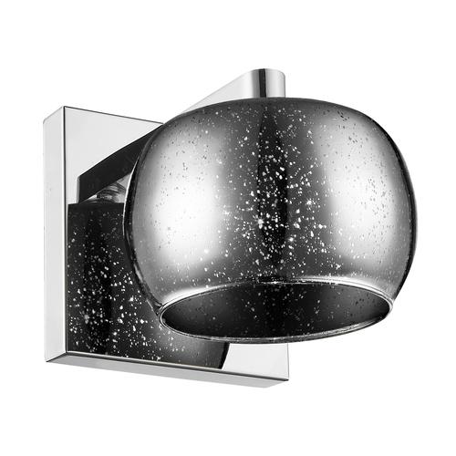 Zuma Line W0076-01B-B5GR VISTA CHROME WALL LAMP