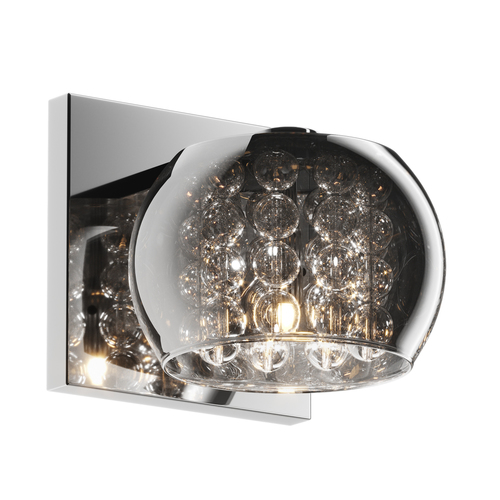 Zuma Line W0076-01A-B5FZ CRYSTAL WALL LAMP