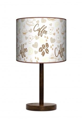 Lampa stojąca duża - Coffee time