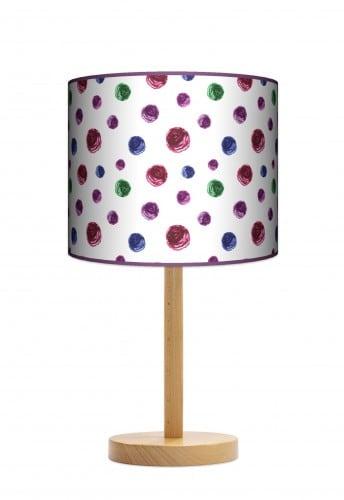 Standing Lamp Big  -  dots