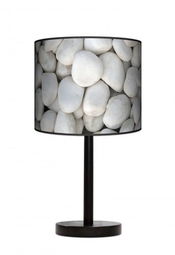 Standing Lamp Big  -  White stone