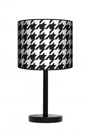 Standing Lamp Big  -  houndstooth