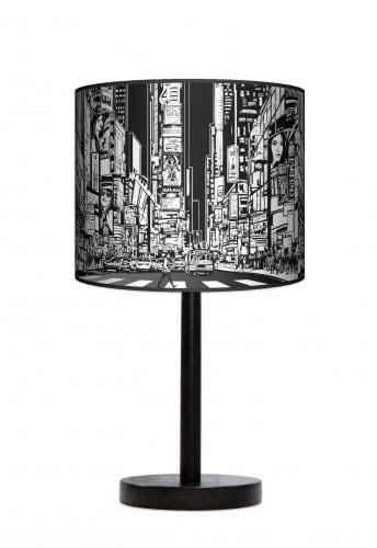 Lampa stojąca duża - Nowy Jork