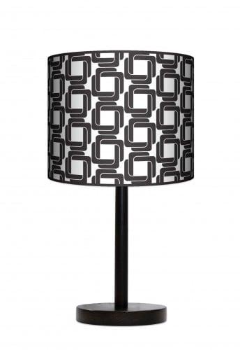 Standing Lamp Big  -  Retro pattern