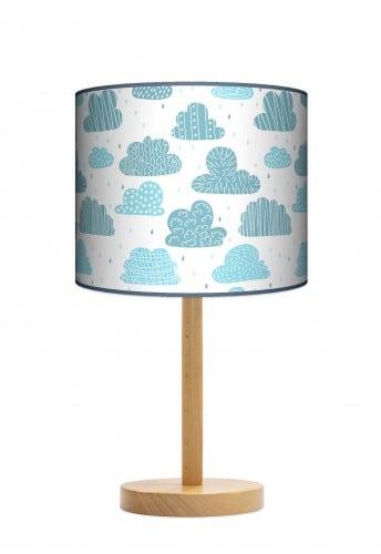 Lampa stojąca duża - Chmury