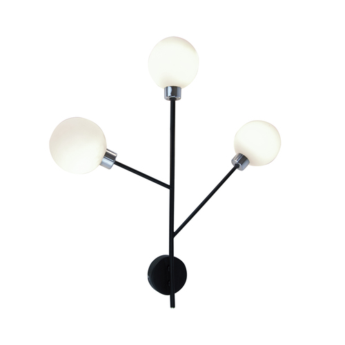 Zuma Line P17200-3W CARACAS WALL LAMP