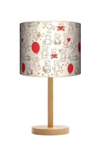Standing Lamp Big  -  bears