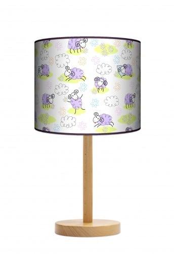 Lampa stojąca duża - Owieczki