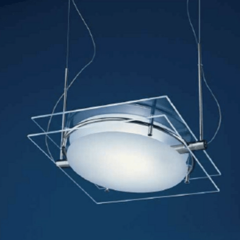 Hanging lamp Aureliano Toso Mey