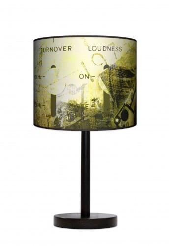 Lampa stojąca duża - Music