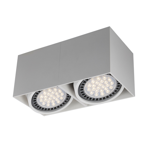 ACGU10-116 BOX2 PLAFON WHITE / WHITE