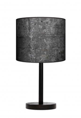 Lampa stojąca duża - Black stone