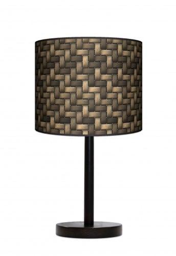 Lampa stojąca duża - Kosz