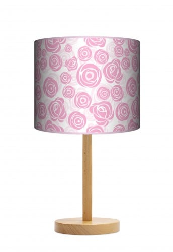 Standing Lamp Big  -  Sweet roses