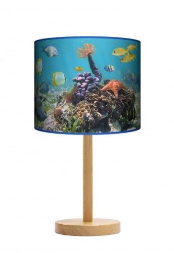 Standing Lamp Big  -  Underwater