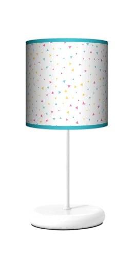 Lampa stojąca EKO - Trójkąciki