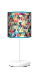Lampa stojąca EKO - Kolorowa