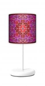 Lampa stojąca EKO - Witraż mozaika