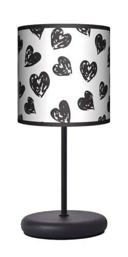 Lampa stojąca EKO - Serca