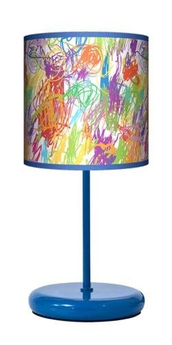 Lampa stojąca EKO - Kolorowe kredki
