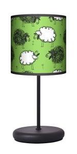 Lampa stojąca EKO - Czarna owca