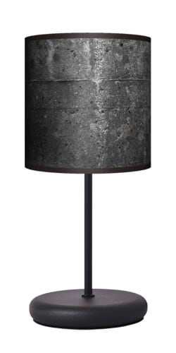 Lampa stojąca EKO - Black stone