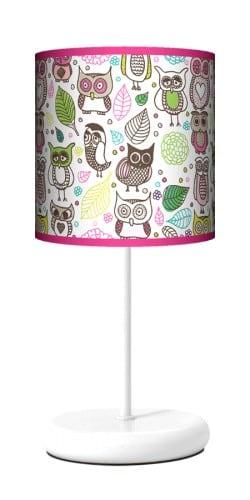 Lampa stojąca EKO - Sowi gaj
